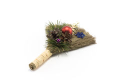 Cristmas besom 2 Stock Image