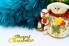 Cristmas card Stock Image