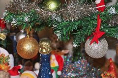 Cristmas decor Stock Photo