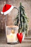 Candlestick. Christmas lantern. Cristmas decoration, greeting ca. Cristmas decoration, greeting card. Candlestick. Christmas lantern Royalty Free Stock Photo
