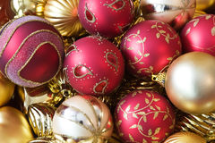 Cristmas decorations Stock Photos
