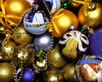 cristmas dekoracja Obrazy Stock