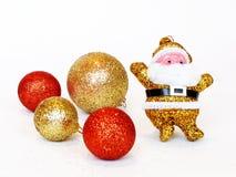 cristmas dekoracji Zdjęcia Royalty Free