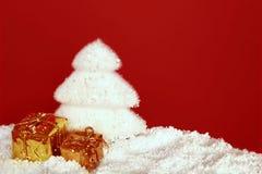 cristmas dekoracji Obrazy Royalty Free