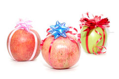 Cristmas fruit. Stock Photo