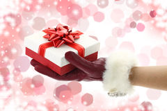 Cristmas gift Royalty Free Stock Image