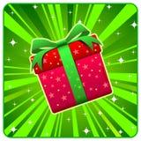 CRISTMAS-Gift Box Ping Stock Image