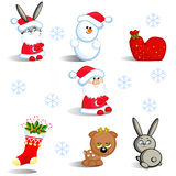 Cristmas isolated Stock Image