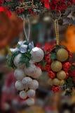 cristmas joyeux Photos stock