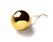 Cristmas leksakboll Arkivfoto