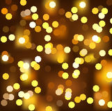 Cristmas lights Stock Photos