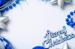 cristmas poślubiają Fotografia Royalty Free