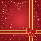 Cristmas Present Royalty Free Stock Image