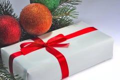 cristmas prezent Zdjęcie Stock