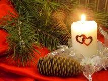 cristmas santa карточки Стоковые Фотографии RF