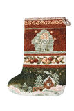 Cristmas sock Royalty Free Stock Images