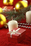 Cristmas stilllife Royalty Free Stock Photos