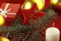 Cristmas stilllife Royalty Free Stock Images
