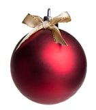 Cristmas toy ball Stock Images