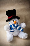 Cristmas toy snowman Royalty Free Stock Photos