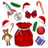 Cristmas toys Royalty Free Stock Photo