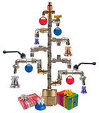 Cristmas tree Stock Images