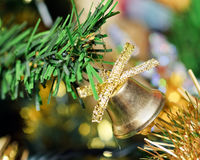 Cristmas tree decoration Royalty Free Stock Photo