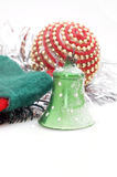 Cristmas tree decorations Royalty Free Stock Photos