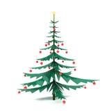 cristmastree Royaltyfri Foto
