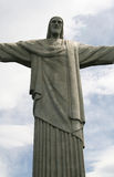 Cristo in Brazil Stock Photos