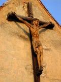 Cristo crucificó Fotos de archivo libres de regalías