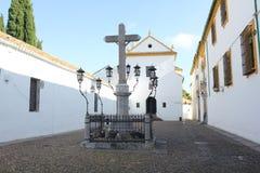 Cristo de los Faroles in Cordoba Royalty Free Stock Images