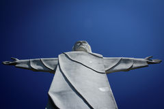 Cristo del Ozarks Imagen de archivo libre de regalías