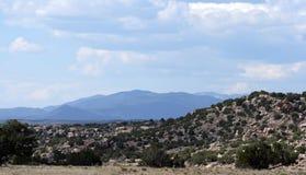 Cristo di Sangre VE, New Mexico Fotografie Stock Libere da Diritti