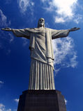 Cristo el redentor Foto de archivo libre de regalías