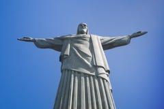 Cristo el redentor Fotos de archivo libres de regalías