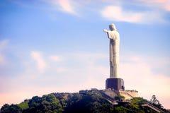 Cristo el redentor Foto de archivo