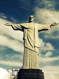 Cristo el redentor Imagen de archivo libre de regalías