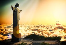 Cristo el Reedemer libre illustration