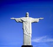 Cristo el Reedemer Imagen de archivo libre de regalías
