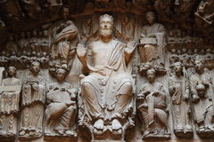 Cristo el rey Imagenes de archivo