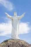 Cristo el rey Monument, Swiebodzin, Polonia. Foto de archivo libre de regalías