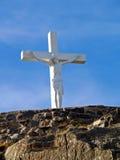 Cristo en la cruz Fotografía de archivo