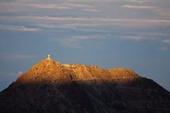 cristo góry rey Zdjęcie Royalty Free