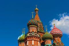 Cristo la catedral del salvador en Moscú Imagen de archivo libre de regalías