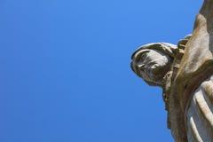 Cristo la estatua del rey en Lisboa portugal Imagenes de archivo