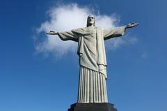Cristo o redentor fotografia de stock