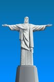 Cristo Redentor Royaltyfri Fotografi