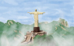 Cristo Redentor libre illustration
