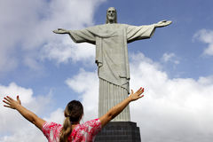 Free Cristo Redentor Royalty Free Stock Images - 60166009